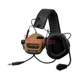 [CZ0843] AURICULARES EARMOR TACTICAL M32 MOD.3 676 COYOTE