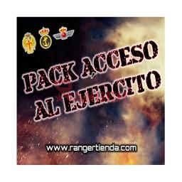 [PACKMILITAR] PACK COMPLETO ACCESO MILITAR